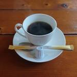 和風レストラン 麻希 - コーヒー(サラダそば)
