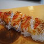 勝三寿司 - エビにぎり