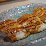 勝三寿司 - むし穴子