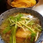 めん屋 桔梗 - 料理写真:塩つけ麺(普通盛)2019.6.2