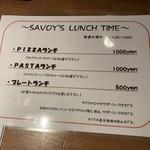 SAVOY -