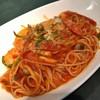 ジラソーレ - 料理写真:日替りパスタB ナポリタン 1250円