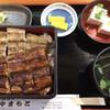 うなぎのやまもと - 料理写真:白黒重