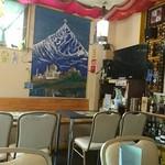 インドのライオン - 店内