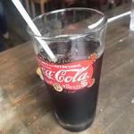 カリフォルニア・ベイビー - ランチタイムサービスのアイスコーヒー