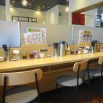 れんげ食堂 Toshu - 店内