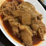 ほしの - 料理写真:豚足