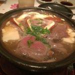 くらがり まさ - H.31.4.18.夜 肉豆腐 1,380円