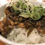 109017636 - 炙り味噌飯