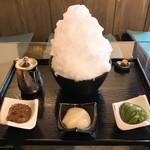 阿左美冷蔵 - 蔵元秘伝みつ 極みスペシャル小豆あん+白あん+抹茶あん