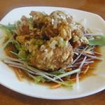 天鳳 - 油淋鶏