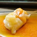 福寿司 - 青柳、馬鹿貝のことやで