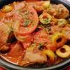 スペイン料理 アリオリ - 料理写真:日替わりメニュー 仔羊肉のチリンドロンソース煮込み