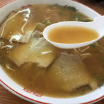 はりま - あっさり豚骨醤油