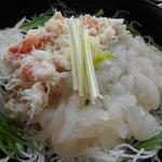 きっときと亭 - 料理写真:紅白丼