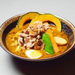 Curry&Spaghetti meer lounge  - ラムしゃぶ