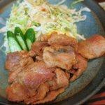 一福亭 - 焼肉あっぷ