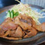 一福亭 - 生姜焼きです