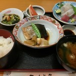 ちょっとよっ亭 - 料理写真:オススメ970円