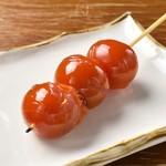 ミニトマト串