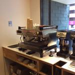 ROKUMEI COFFEE CO. NARA - 店内