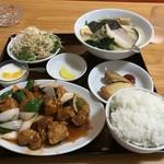 台湾料理 美味軒 - 料理写真:料理