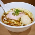 麺亭 しま田 - 特製らぁ麺