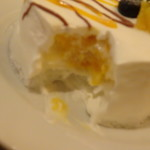 セバスチャン - マンゴーヨーグルトとガナッシュのショートケーキ