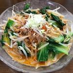 泉州 - 料理写真:冷やし坦々麺