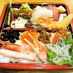 ひかり寿司 - 特上ちらし寿司