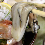 磯料理 光力 - ぷるぷるの生牡蠣