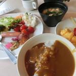 成田ゲートウェイホテル - 料理写真:
