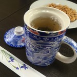 異風園 - ドリンク写真:茉莉花茶