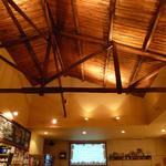カフェ プレイズナイス - 店内です。