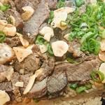 コストコ - 料理写真:ビーフガーリックライス