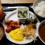 109053098 - ◆「朝食バイキング」