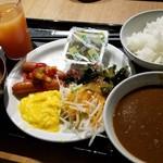 109053101 - ◆「朝食バイキング」