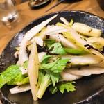 鮨と日本酒 蔵よし - セロリ