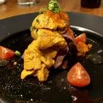 炭火と旬菜料理 季々 -