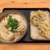 いなもく - 料理写真:ひやかけ大&シイタケ天・タケノコ天