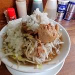 ラーメン麺徳 - ラーメン680円