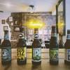 SUNDAY - ドリンク写真:バーガーにはビールがぴったり!