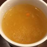 小松屋 - スープ