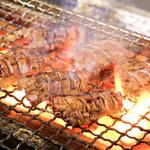 熟成牛タン・とろろ タン次郎 - 料理写真:香ばしい炭の香りが最高です!
