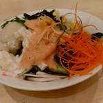 洋食キッチン シャトー - 【2019.6.5(水)】サラダ