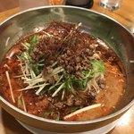 芝蘭 - 冷やし坦々麺  1000円