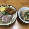 浜屋 - 料理写真:沖縄そば&じゅーしー