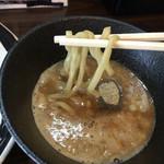 煮干し中華そば 虎城 - 料理写真:つけ麺 つけ汁