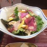 高麗橋桜花 - サラダ