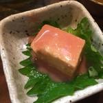 ぱやお - 大好物の豆腐餻 ここのは特に美味しい